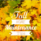 Fall Has Arrived! Prep Your Home Now for Colder Temps